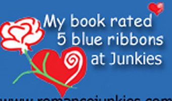 "Romance Junkies Gives ""BEYOND THE VELVET ROPE"" 5 Ribbons"
